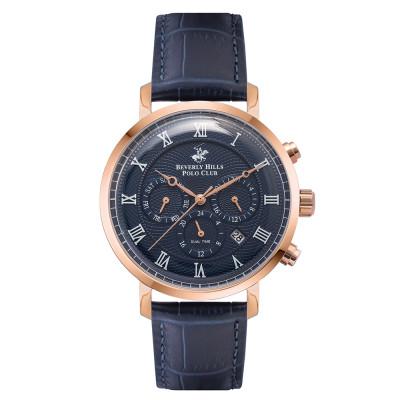 ساعت مچی مردانه اصل   برند بورلی هیلز پولو کلاب   مدل BP3019X.499