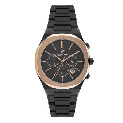 ساعت مچی مردانه اصل   برند بورلی هیلز پولو کلاب   مدل BP3025X.850