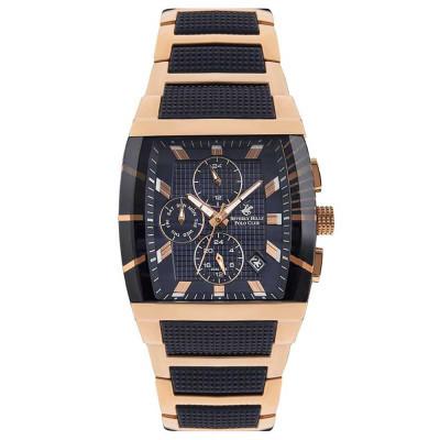 ساعت مچی مردانه اصل   برند بورلی هیلز پولو کلاب   مدل BP3062X.850