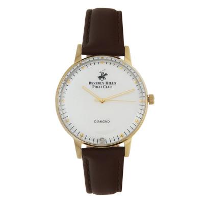 ساعت مچی زنانه اصل | برند بورلی هیلز پولو کلاب | مدل BP3072C.122