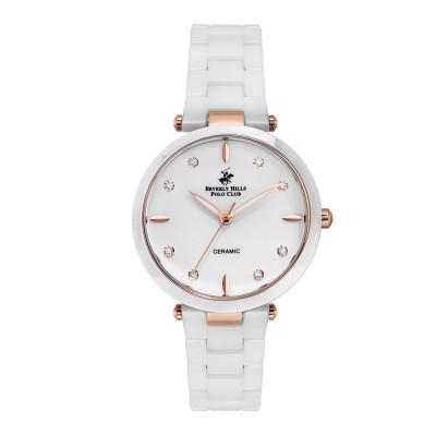 ساعت مچی زنانه اصل   برند بورلی هیلز پولو کلاب   مدل BP3102X.530