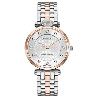 ساعت مچی زنانه اصل | برند کین واچ | مدل C195RWH