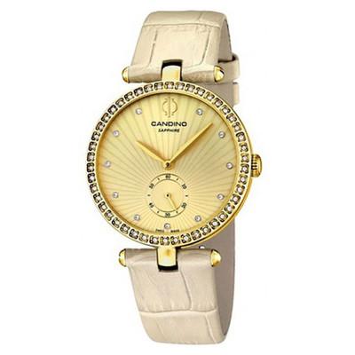 ساعت مچی زنانه اصل | برند کاندینو | مدل c4564/2