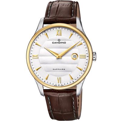 ساعت مچی مردانه اصل | برند کاندینو | مدل c4640/1