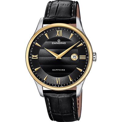 ساعت مچی مردانه اصل | برند کاندینو | مدل c4640/4