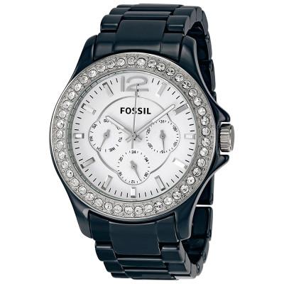 ساعت مچی زنانه اصل | برند فسیل | مدل CE1045