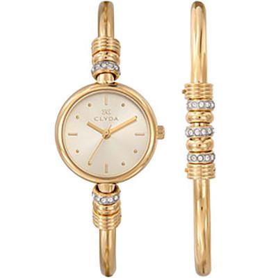 ساعت مچی زنانه اصل | برند کلیدا | مدل CLA0711PTP1