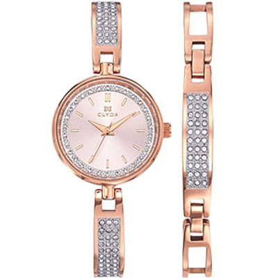 ساعت مچی زنانه اصل | برند کلیدا | مدل CLA0734URIW