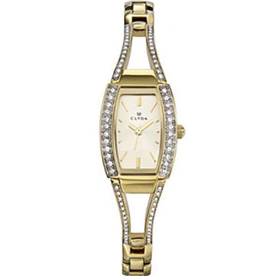 ساعت مچی زنانه اصل   برند کلیدا   مدل CLG0063HTIW