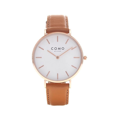 ساعت مچی زنانه اصل | برند کومو میلانو | مدل CM012.304.2LBR1