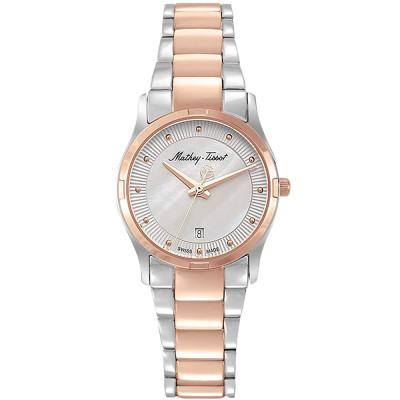 ساعت مچی زنانه اصل | برند متی تیسوت | مدل D2111BI