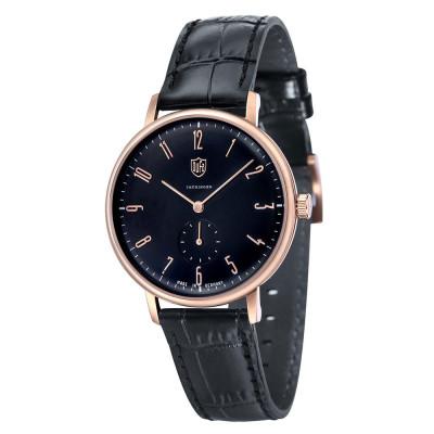 ساعت مچی مردانه اصل | برند دوفا | مدل DF-9001-0B