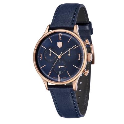 ساعت مچی مردانه اصل | برند دوفا | مدل DF-9002-09