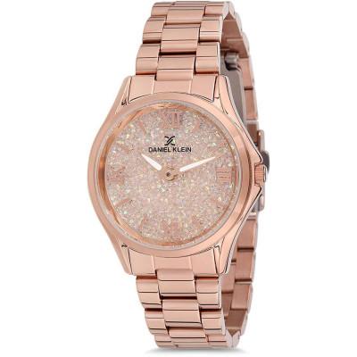 ساعت مچی زنانه اصل | برند دنیل کلین | مدل DK.1.12528-4