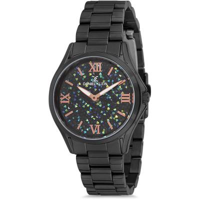 ساعت مچی زنانه اصل   برند دنیل کلین   مدل DK.1.12528-6