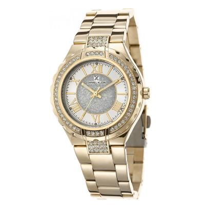 ساعت مچی زنانه اصل   برند دنیل کلین   مدل DK.1.12433-1