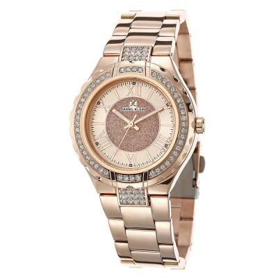 ساعت مچی زنانه اصل   برند دنیل کلین   مدل DK.1.12433-2