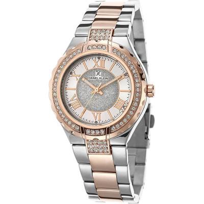 ساعت مچی زنانه اصل   برند دنیل کلین   مدل DK.1.12433-3