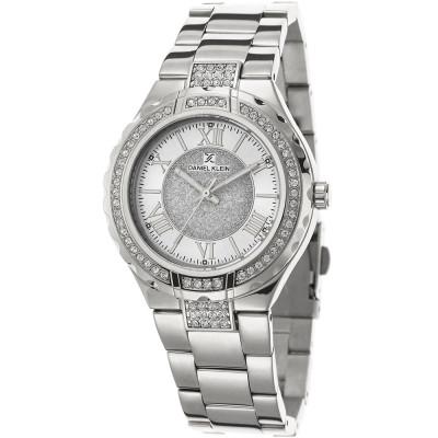 ساعت مچی زنانه اصل   برند دنیل کلین   مدل DK.1.12433-4