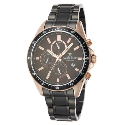 ساعت مچی مردانه اصل | برند دنیل کلین | مدل DK.1.12456-4