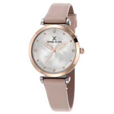 ساعت مچی زنانه اصل   برند دنیل کلین   مدل DK.1.12468-7