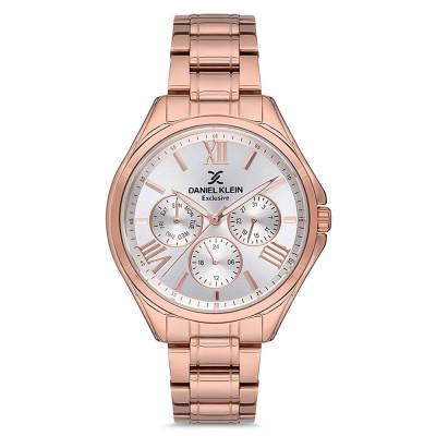 ساعت مچی زنانه اصل   برند دنیل کلین   مدل DK.1.12523-4