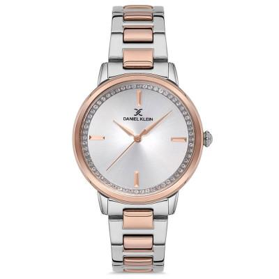 ساعت مچی زنانه اصل   برند دنیل کلین   مدل DK.1.12550-4
