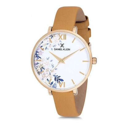 ساعت مچی زنانه اصل   برند دنیل کلین   مدل DK.1.12187-2