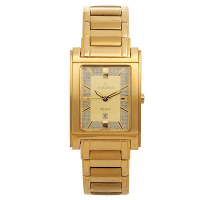 ساعت مچی زنانه اصل | برند رومانسون | مدل DM3110MM1GA81G
