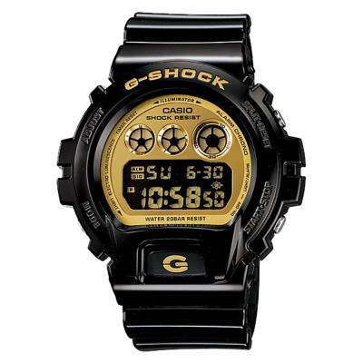 ساعت مچی مردانه اصل | برند کاسیو | مدل DW-6900CB-1DS