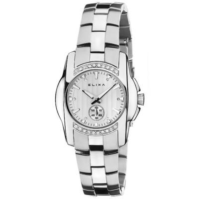 ساعت مچی زنانه اصل | برند الیکسا | مدل E051-L158