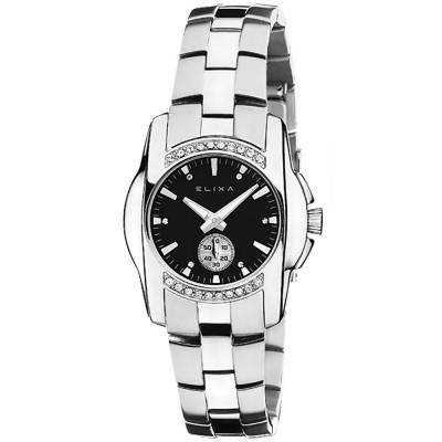 ساعت مچی زنانه اصل | برند الیکسا | مدل E051-L159