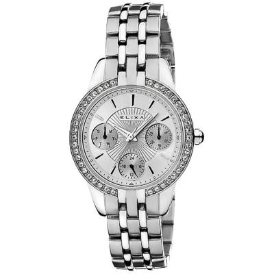 ساعت مچی زنانه اصل | برند الیکسا | مدل E053-L163