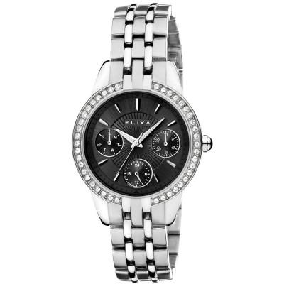ساعت مچی زنانه اصل | برند الیکسا | مدل E053-L311