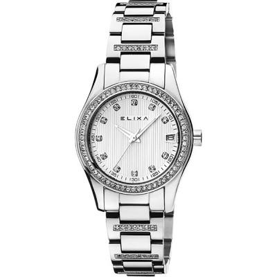 ساعت مچی زنانه اصل | برند الیکسا | مدل E055-L167