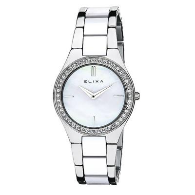 ساعت مچی زنانه اصل | برند الیکسا | مدل E060-L182