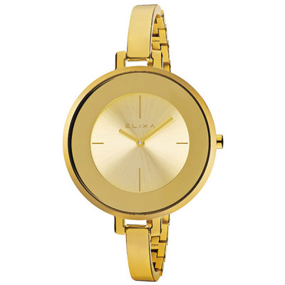 ساعت مچی زنانه اصل | برند الیکسا | مدل E063-L206