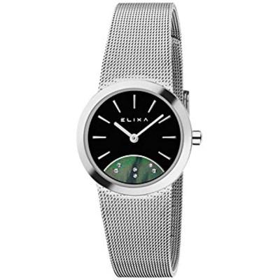 ساعت مچی زنانه اصل | برند الیکسا | مدل E076-L277