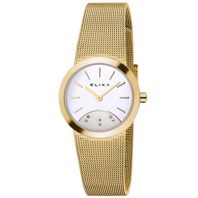 ساعت مچی زنانه اصل | برند الیکسا | مدل E076-L279