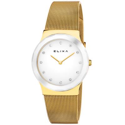 ساعت مچی زنانه اصل   برند الیکسا   مدل E101-L398