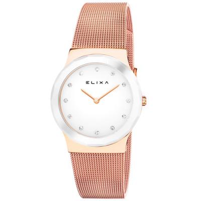 ساعت مچی زنانه اصل   برند الیکسا   مدل E101-L399