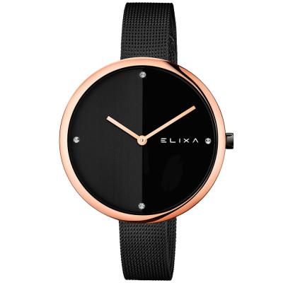 ساعت مچی زنانه اصل   برند الیکسا   مدل E106-L427