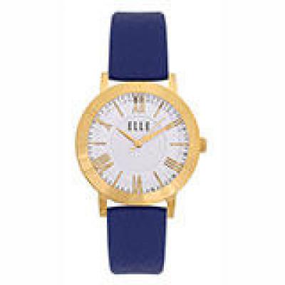 ساعت مچی زنانه اصل | برند ال | مدل EL-E593BLW