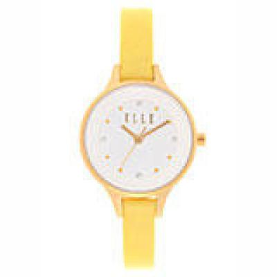 ساعت مچی زنانه اصل | برند ال | مدل EL-E7498GW