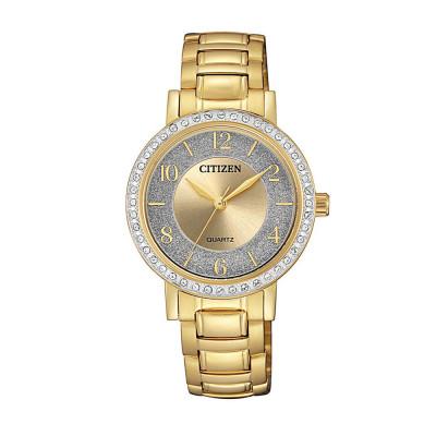 ساعت مچی زنانه اصل | برند سیتیزن | مدل EL3042-50P