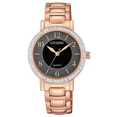 ساعت مچی زنانه اصل | برند سیتیزن | مدل EL3048-53E