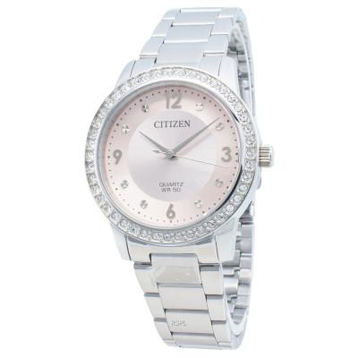 ساعت مچی زنانه اصل | برند سیتیزن | مدل EL3090-81X