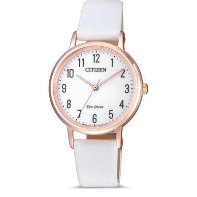 ساعت مچی زنانه اصل | برند سیتیزن | مدل EM0579-14A