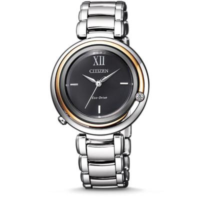 ساعت مچی زنانه اصل | برند سیتیزن | مدل EM0658-87E