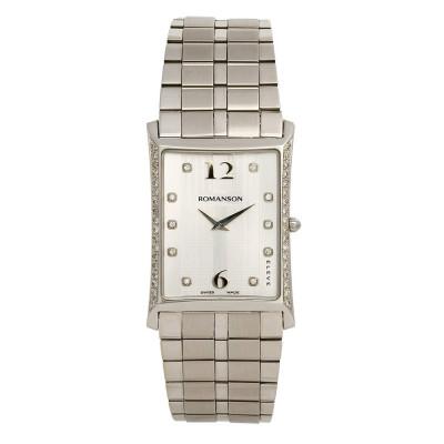 ساعت مچی مردانه اصل | برند رومانسون | مدل EM5164KM1WAS2W